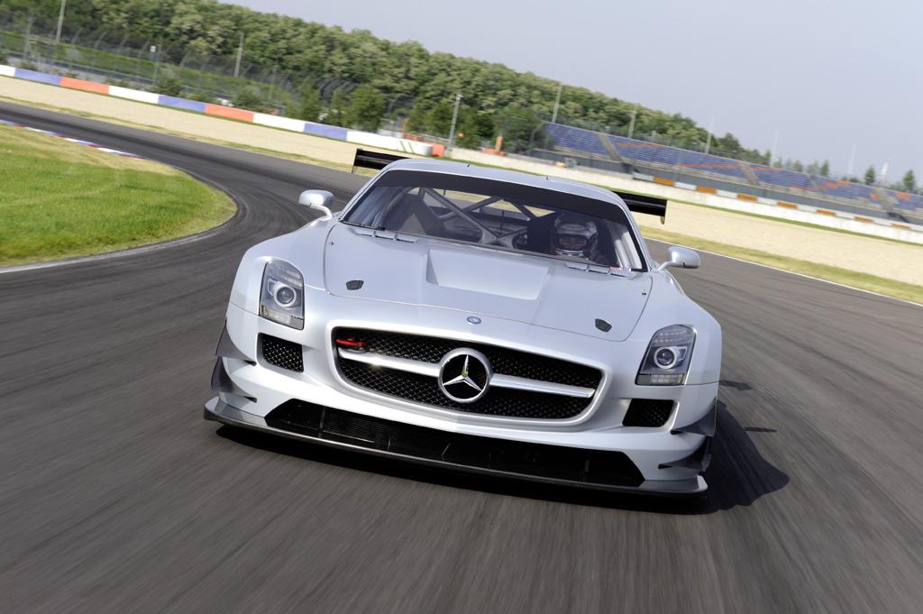Mercedes benz sls amg gt3 mundoautomotor for Mercedes benz deportivo