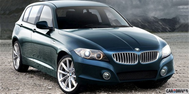 Nuevo BMW Serie 1 al Salón de Frankfurt 2011