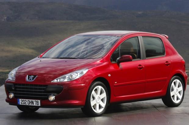 Peugeot 307 Live, serie especial