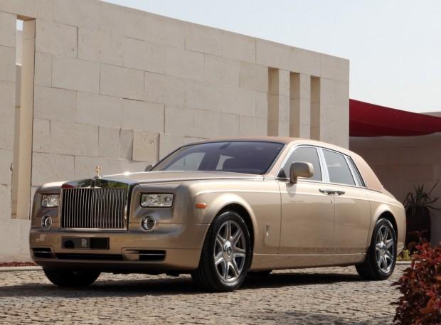 Rolls Royce Phantom serie especial