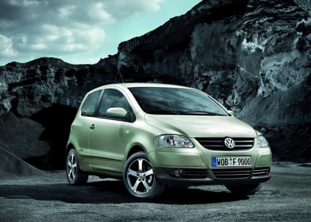 Volkswagen Fox, nuevo motor 1.2 litros