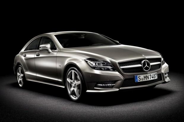 Nuevo Mercedes Benz CLS fotos oficiales