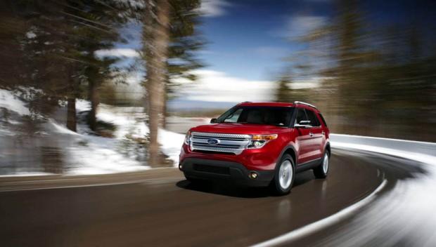 Ford Explorer 2011 fotos y videos oficiales
