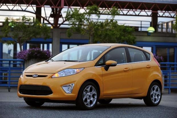 Nuevo Ford Fiesta, en Noviembre
