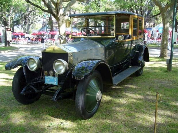 Autoclásica 2010, décima edición en San Isidro