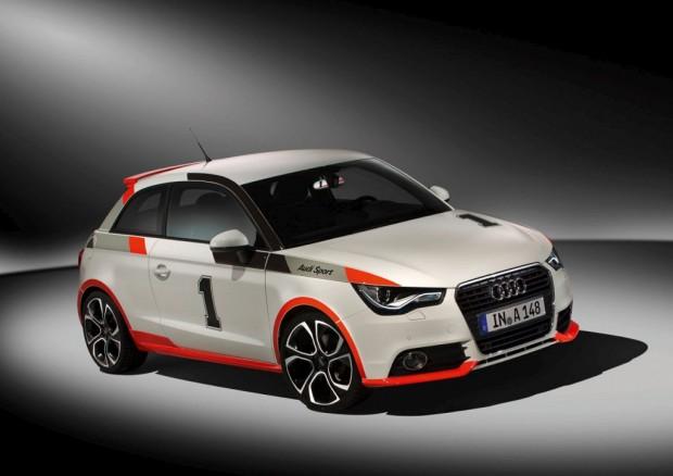 Audi A1 2010, con kit de competición