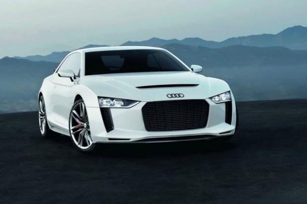 Audi Quattro Concept, Salon de Paris