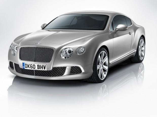 Nuevo Bentley Continental GT 2011
