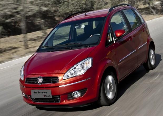 Fiat Idea 2010, Presentación Oficial