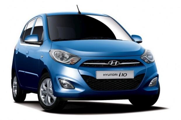 Hyundai i10 2011, Pre-Salon de Paris
