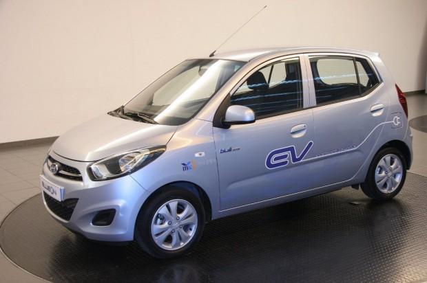 Hyundai i10, BlueOn