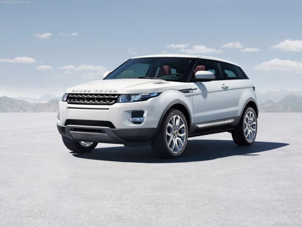 Range Rover Evoque en videos