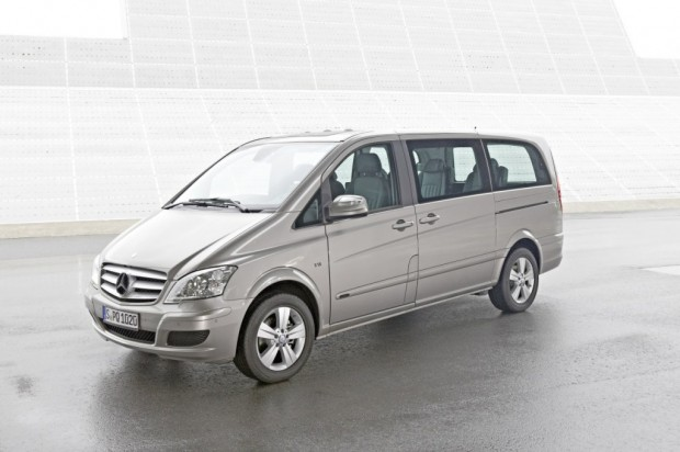 Mercedes Benz Viano 2011
