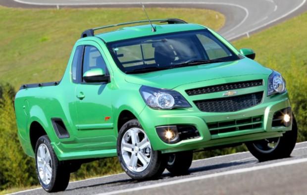 Nueva Chevrolet Montana 2011, Lanzamiento Oficial en Brasil