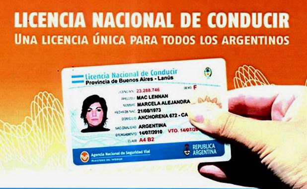 Nuevas Licencias Únicas de conducir