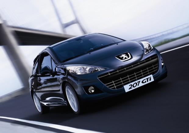Nuevo Peugeot 207 GTi