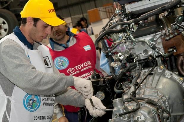 Toyota Argentina eleva la Calidad del trabajo de los empleados