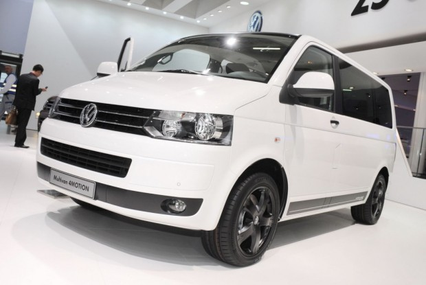 Volkswagen  Multivan «Edition 25» en la IAA Commercial Vehicles Fair en Hannover