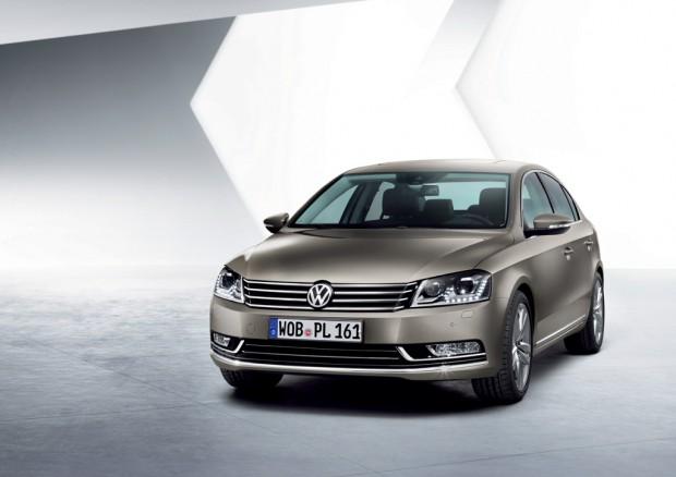 Nuevo Volkswagen Passat 2011 debuta en París