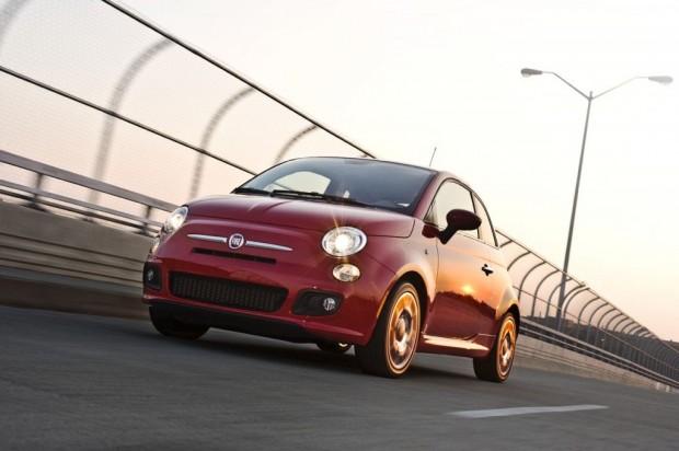 Fiat 500 Sport para USA