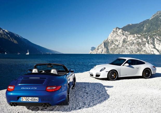Porsche 911 Carrera GTS para el 2011