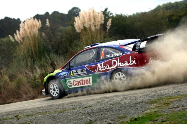 Michelin regresa al mundial de rally en 2011
