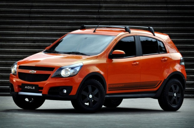 Chevrolet Agile Crossport Concept