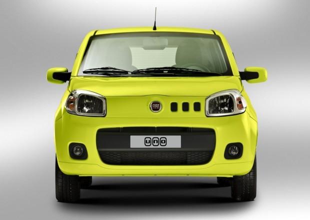 Nuevo Fiat Uno, Ficha técnica