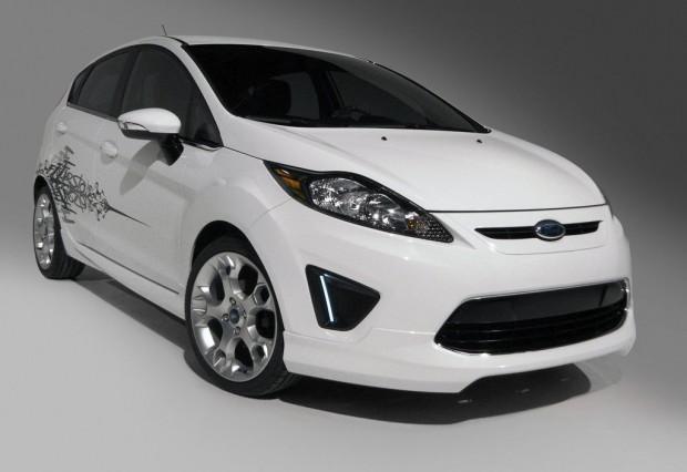 Nuevo Ford Fiesta 2011 a un precio de 80900 Pesos