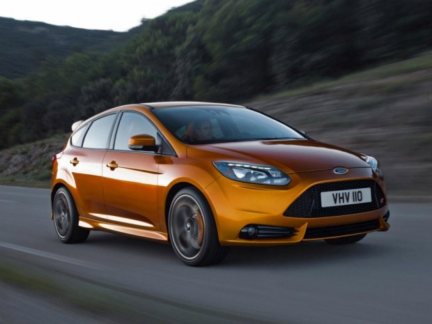 Nuevo Ford Focus ST 2011, en video