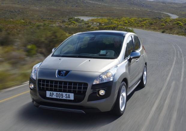 Peugeot 3008 Multimedia, edición limitada