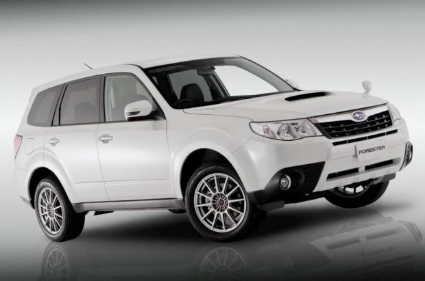 Subaru Forester S-Edition Concept