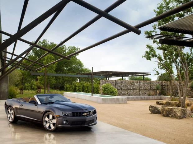 Chevrolet vendió los 100 Camaro Neiman Marcus convertible en solo 3 minutos.