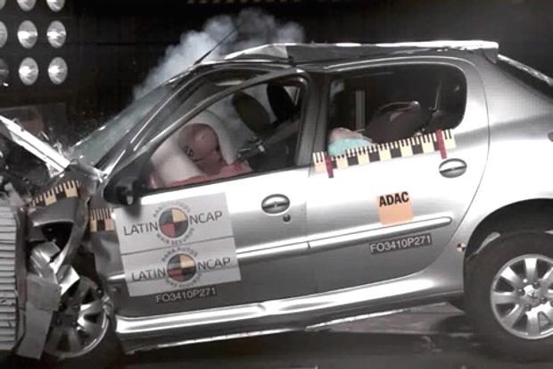 Latin NCAP, primeros resultados