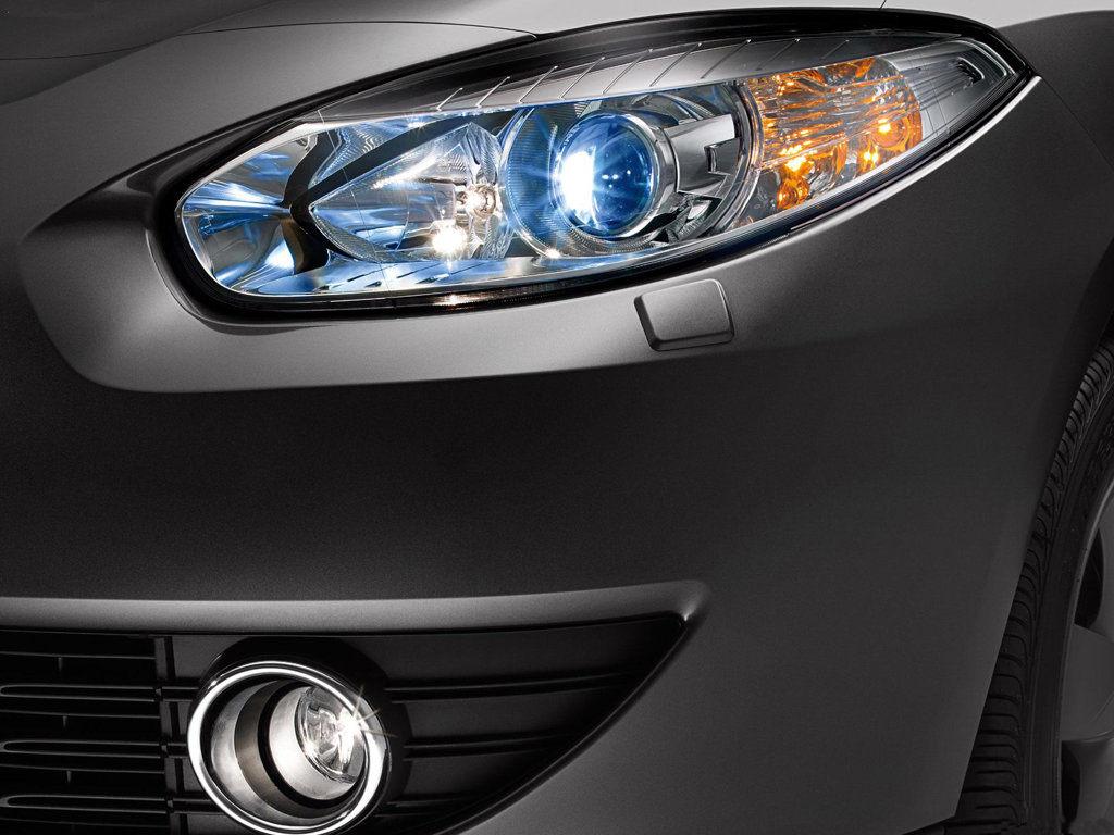 Детализация Renault Fluence - фото…