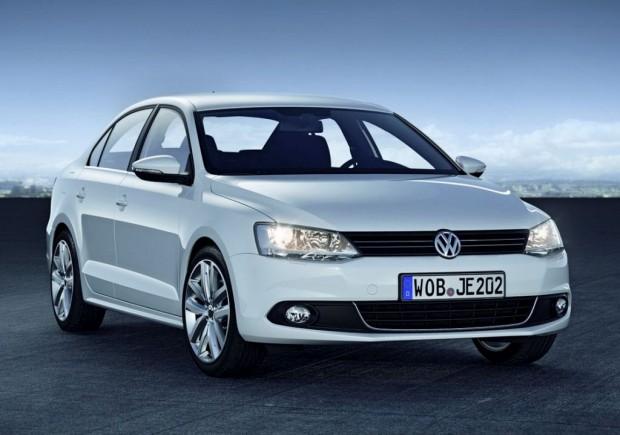 Volkswagen Jetta 2011, imágenes oficiales para la versión Europea