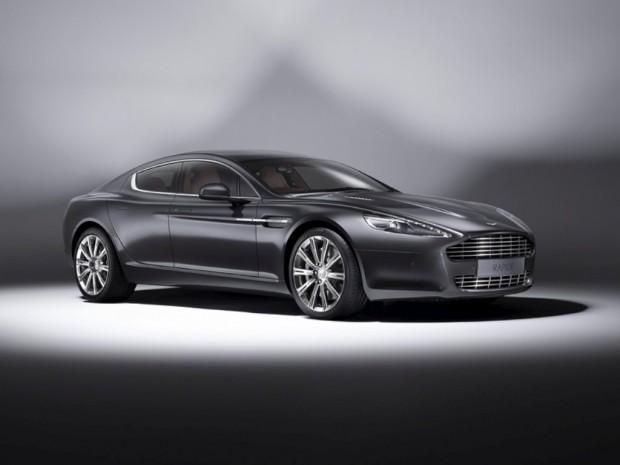 Aston Martin Rapide Luxe