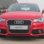 Audi A1, en tortugas Open Mall