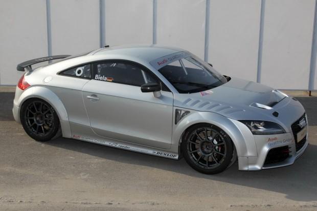 Audi TT-RS GT4 Concept