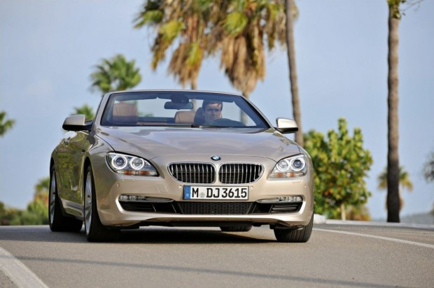BMW Serie 6 Convertible 2011