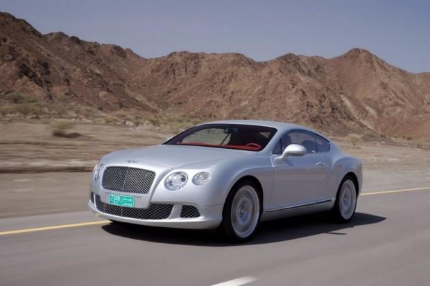 Bentley Continental GT, nuevas imágenes