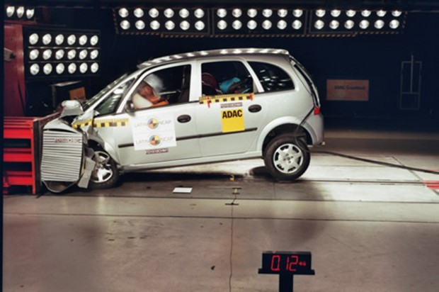 Chevrolet Meriva GL Plus, Latin NCAP Crash test