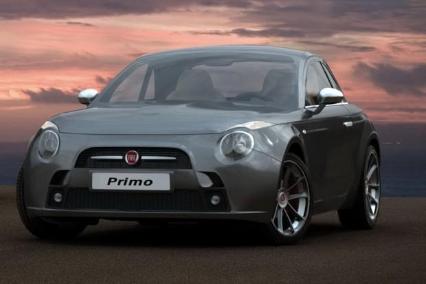 Fiat Primo Roadster, un estudio de diseño