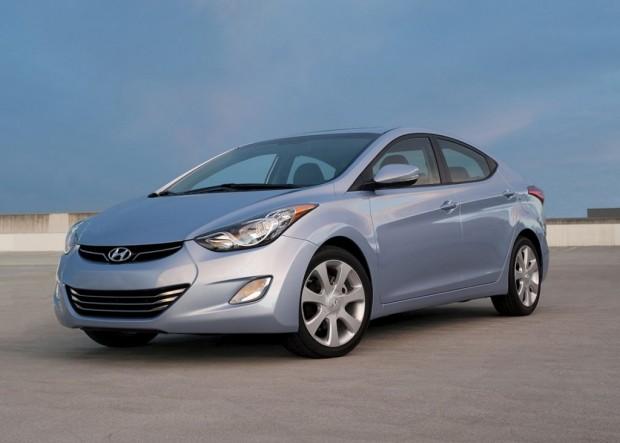 Hyundai Elantra 2011 para norteamérica