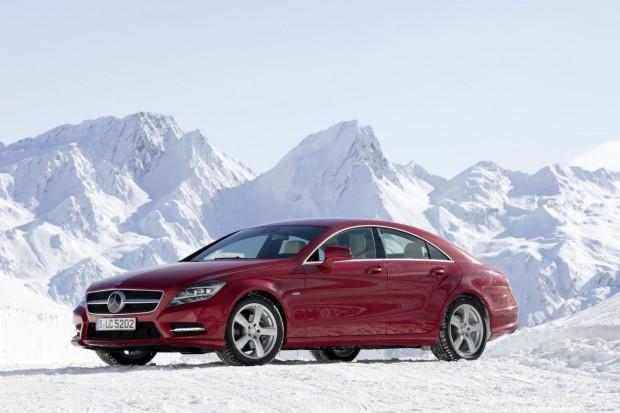 Mercedes Benz adiciona nuevas versiones a la gama CLS