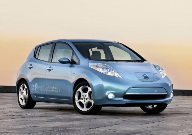 Nissan Leaf, Auto del año 2011 en Europa