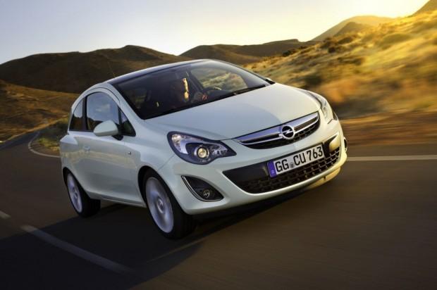 Nuevo Opel Corsa 2011