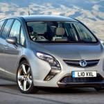 Opel Zafira, será así el nuevo modelo 2012?