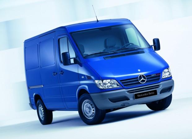 Mercedes-Benz Sprinter premio a la seguridad