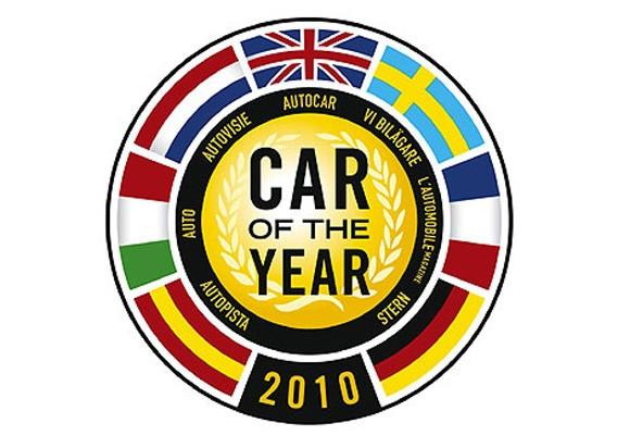 Auto del Año 2011 en Europa